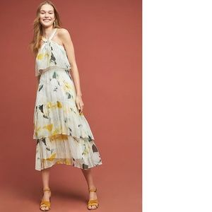 New Anthropologie garden party dress